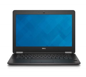 Dell Latitude E7270 + Webcam