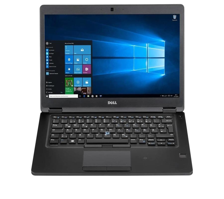 Dell Latitude E5480 + Webcam