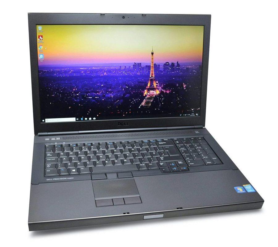 Dell Precision M6800 + Webcam + 3G
