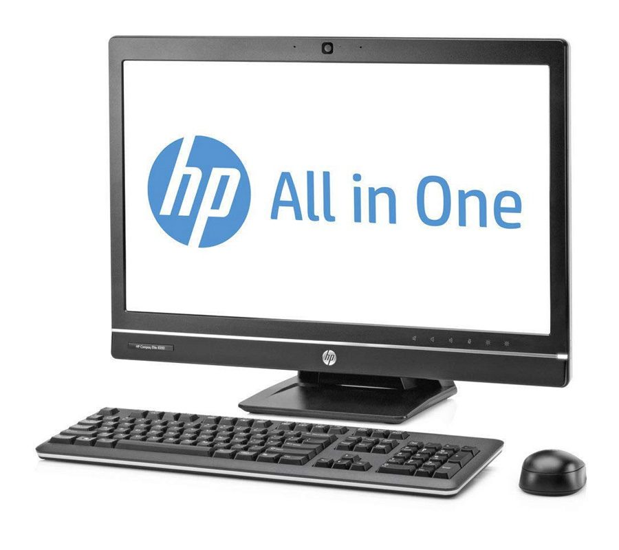 HP 8300 Elite Pro All in One