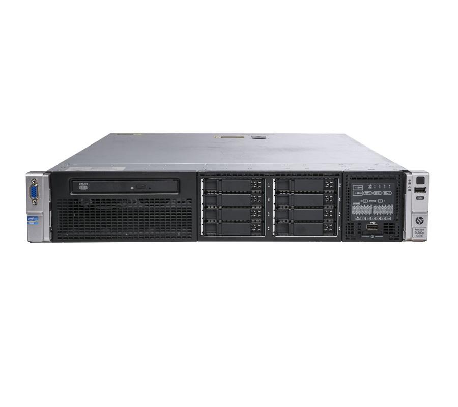 HP DL380 G8 Rackmount Server (Refurbished)