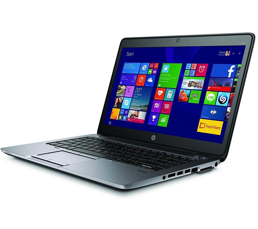 HP Elitebook 840 G2 + Webcam i5 (Refurbished)