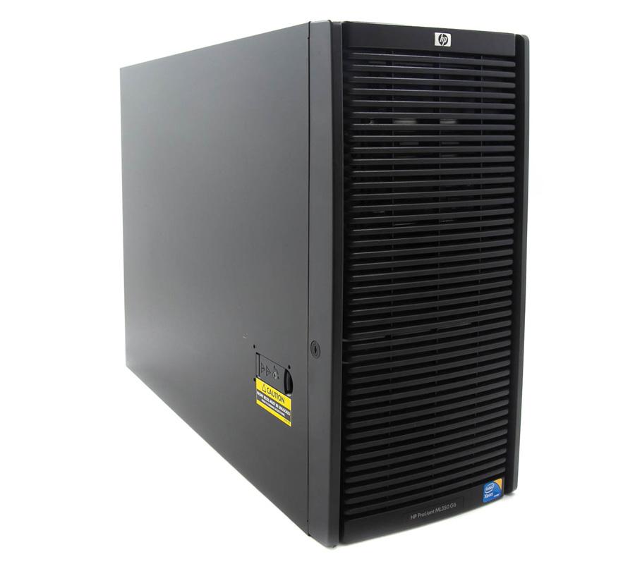 HP ML350 G6 Tower Server (Refurbished)
