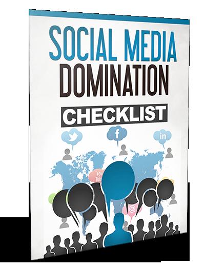 social media Point-By-Point Checklist