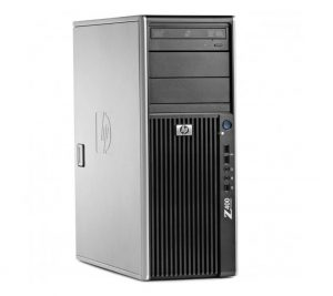 HP Z400 Workstation Tower quad core 2.6