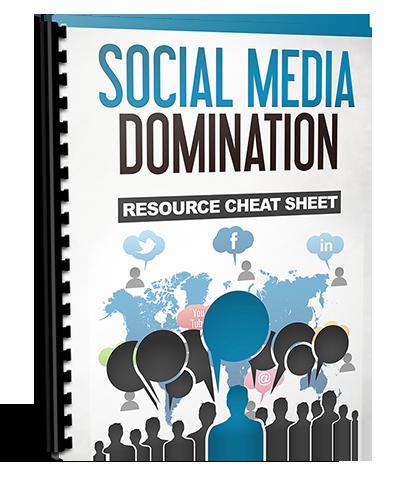 Social Media Resource Cheat Sheet